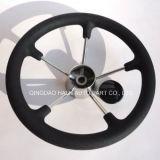 Stainless Steel PU Foam Boat Steering Wheel