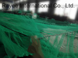 Green Knotless Fishing Tackle HDPE Fishing Cage Net