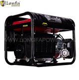 110V/60Hz 220V 3000W 3500W 3.5kw Keyed Quiet Gasoline Generator with EPA