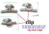 Zinc Clip-on Wheel Balance Weights