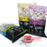 China Factory Easy Clean up Low Dust Bentonite Cat Litter