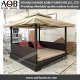 Outdoor Furniture Rattan Gazebo Daybed