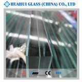 Safety Laminated Glass with Double Tempered Glass and PVB Sgp Interlayer for Building