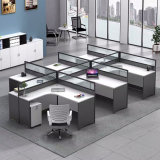 Modern Office Cubicles Partitions Office 6 Person Office Workstation