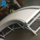 Simple Operation Mobile Belt Conveyor / Radial Mobile Belt Conveyor