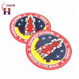 Customized New Design Towel Patches Sew on Embroidery for Jeans