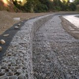 Cheap Galvanized Gabion Box for Retaining Wall