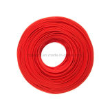 VDE/UL Fabric Twisted Power Wire Red Color