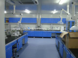 Physics Chemistry Lab Furniture with Reagent Shelf