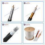 Coaxial Cable Price Best RG6 Rg7 Rg11 Rg59 Rg58 Rj11 Rg 5c2V Rg213 Siamese Syv-75-3 Syv-75-5 Rj6 3c-2V 5D-2V 50 75 Ohm Price Multi-Core CCTV Rg59+2c Power