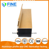 Lower Price of Aluminum Channel Profiles for Window&Door in China