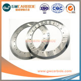 Tungsten Carbide Roll Rings for Cutting Stainless Steel Material