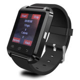 Hot Bluetooth Smart Watch U8 Wrist Watch for for Phone 4/4s/5/5s/6 and Sam Sung S4/Note/S6 HTC Android Phone Smartwatch