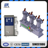 38kv High Voltage Vacuum Intelligent Controller Breaker