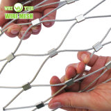 Stainless Steel Rope Decoration Cable Mesh for Zoo Aviary Netting Wall Curtain