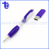 Ballpoint Pen USB Flash Drive for Company Promotional Gift