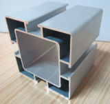 Electrophoresis Pearl Black Building Material Sliding Window Casement Door Aluminum Aluminium Extrusion Profile
