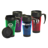 Double Walls Construction Promotional Mug with Logo