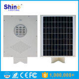 High Efficiency Easy Install 12W LED All in One Solar Lamps