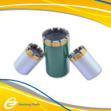 Diamond Core Drill Bit for Geotechical Exploration