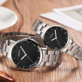 Cheap Fashion Custom Logo Brand Reloj Wrist Watch Minimalist Men Lady Watches