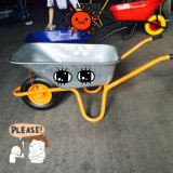 Cheap Consruction and Stainless Wheelbarrow for Building