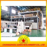 1600mm 2400mm 3200mm Three Die Polypropylene Spun Bond Non-Woven Machine