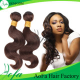 Aofa Human Virgin Hair Milky Human Hair Extension
