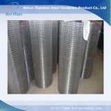 Stainless Steel Crimped Wire Mesh with Square Hole