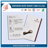 PVC Plastic Hotel Door Lock RFID Contactless Smart Card