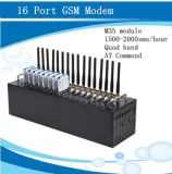 16 Port GSM Network Standard VoIP Modem with Free SMS Sending Software