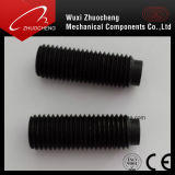 Carbon Steel Black Hex Socket Set Screw Dog Point Cone Point