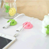Silicone LAN Cable/USB Wires Holder