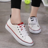 Fashion Women Leather Skate Casual Shoes Srx0907-1 (2)