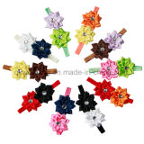 Colorful Polyester Hair Ornament Hair Clip