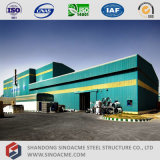 Sinoacme High Rise Steel Structure Workshop in South Africa