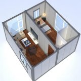 Kits SIP Panels Prefabricated Wooden House Small Prefab Houses for Sale