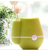 Elegant Style Vase Shape Electric Mist Humdifier Home Decoration and Gifts