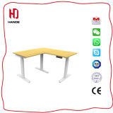 Electronic Office Home Use Height-Adjustable Desk L-Shape