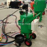 Garage Car Paint Stripping Dustless Blasting Equipment dB225