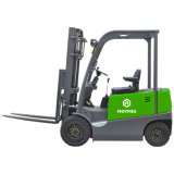 2500kg Counterbalance Electric Forklift Truck for Sale