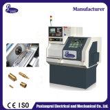 China 45 Degree Slant Horizontal Smart Mini Automatic CNC Lathe Turning Milling Cutting Machine for Precision Parts of Mobile Phone