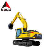 Sdlg New 21 Ton Medium Crawler Excavator Digging Machine Price for Sale with High-Strength Chassis