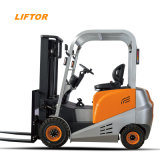 Hyster/Yale/Linde/Crown Stand up Electric Forklift Truck Price for Sales
