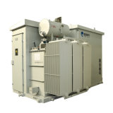 2400 kVA 35 Kv Substation Transformer for Wind Farm and Solar Station