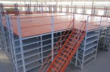 Cheap Warehouse Multi-Level Heavy Duty Rack Mezzanine Flooring Racking