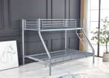 New Design Durable Practical Disassembled Metal Furniture Twin Bunk Bed