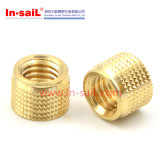Multi-Barb Brass Inserts for Plastic Parts