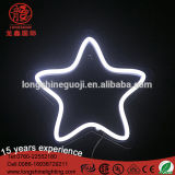 LED Acrylic IP65 Hanging Star Decorative Light Neon Sign for Christmas Decoration