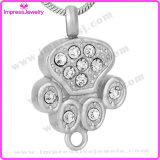 Ashes Jewelry Sofa Shape Pendant with Crystals Ijd9675